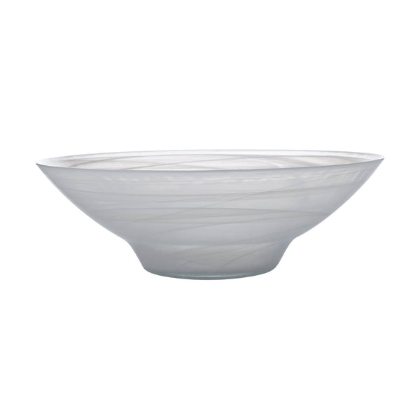 Maxwell & Williams Marblesque 37cm Bowl - White