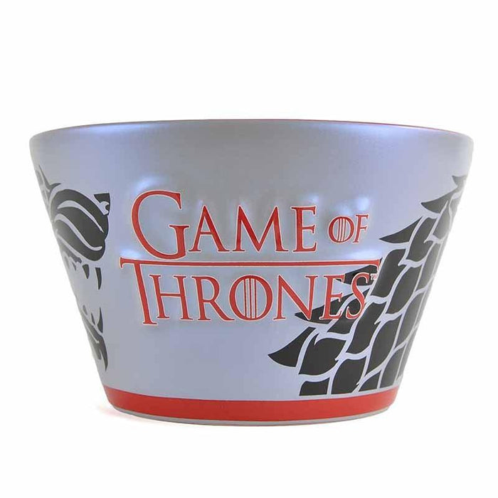 Game of Thrones Bowl - Stark Reflection Decal