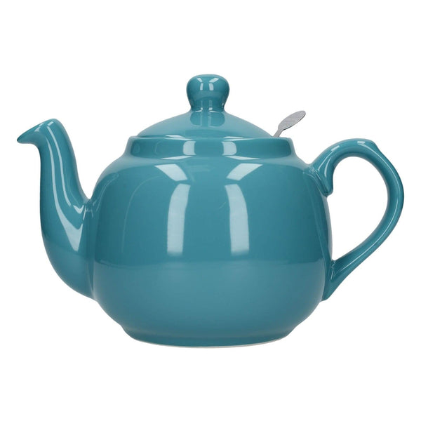 London Pottery Farmhouse 4 Cup Teapot - Aqua