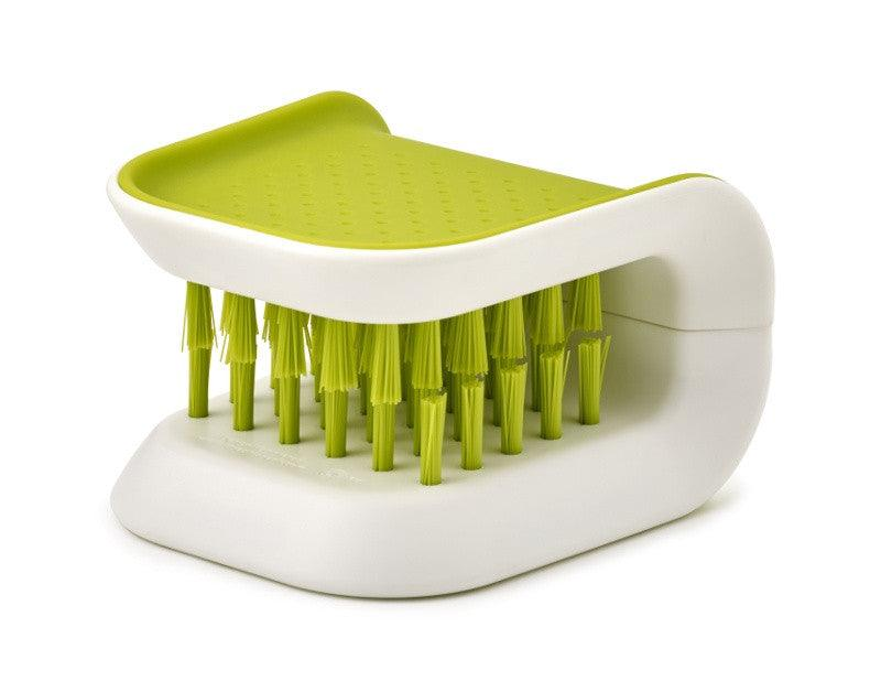 Joseph Joseph BladeBrush Knife Cleaner Green
