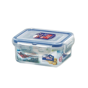 HPL805 Lock & Lock Rectangular Food Container - 180ml