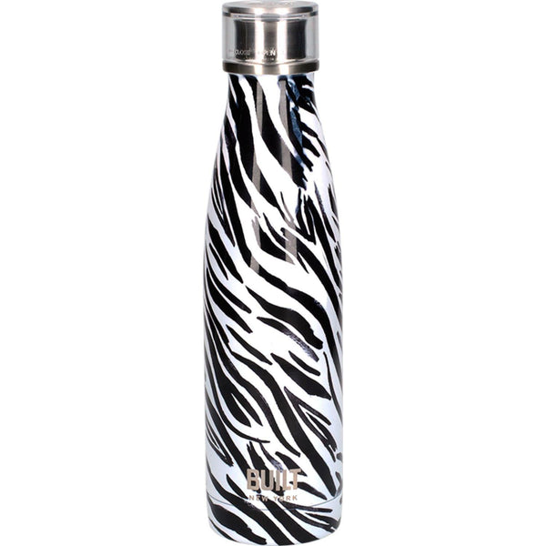 Built Double Walled Drinks Bottle 500ml - Zebra