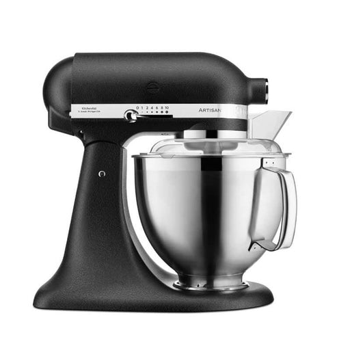 KitchenAid Artisan 5KSM185 Stand Mixer - Cast Iron Black