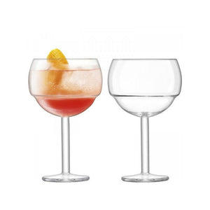 LSA Mixologist 520ml Cocktail Martini Glasses - Set of 2