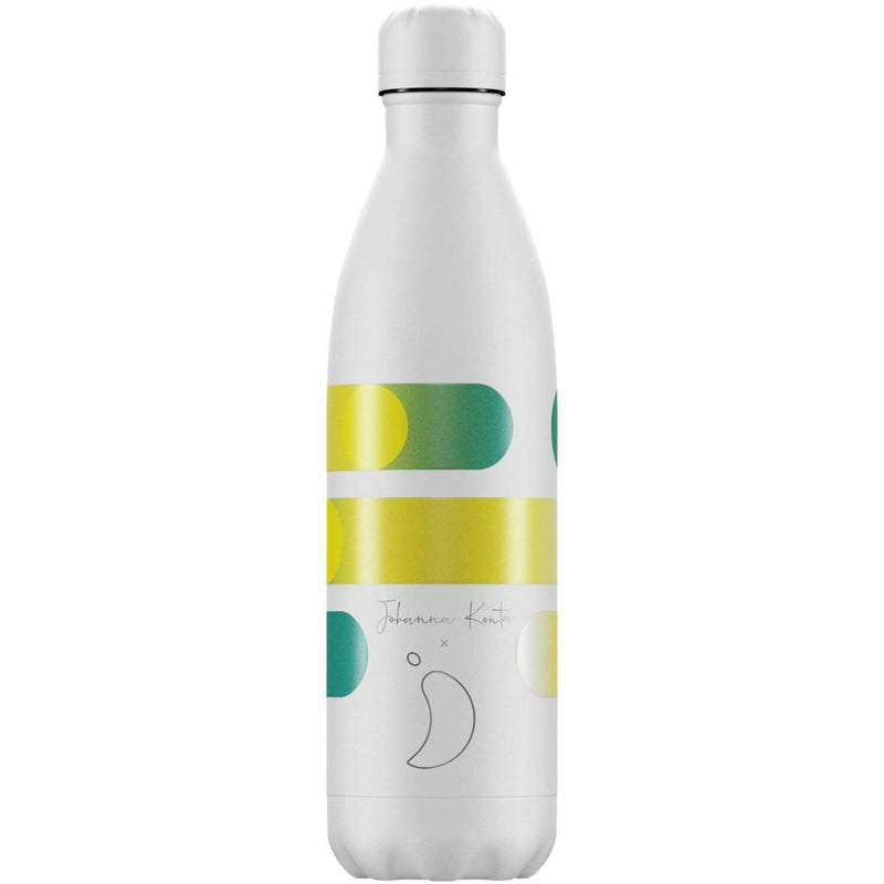 Chilly's Johanna Konta Drinks Bottle - 750ml