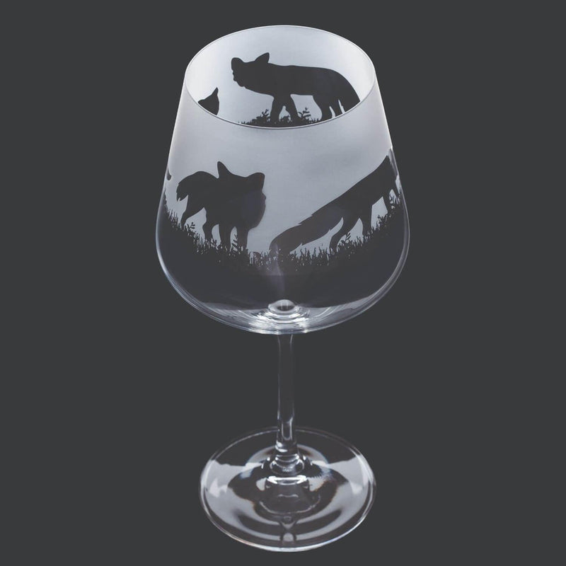 Dartington Aspect Copa Glass - Fox