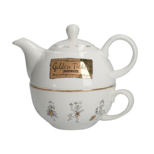 Charlie & The Chocolate Factory Phizz-Whizzing Teapot