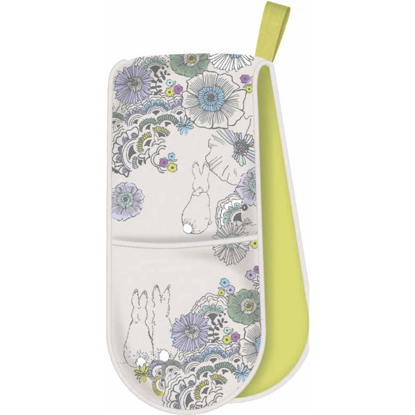 Peter Rabbit Contemporary Double Oven Glove