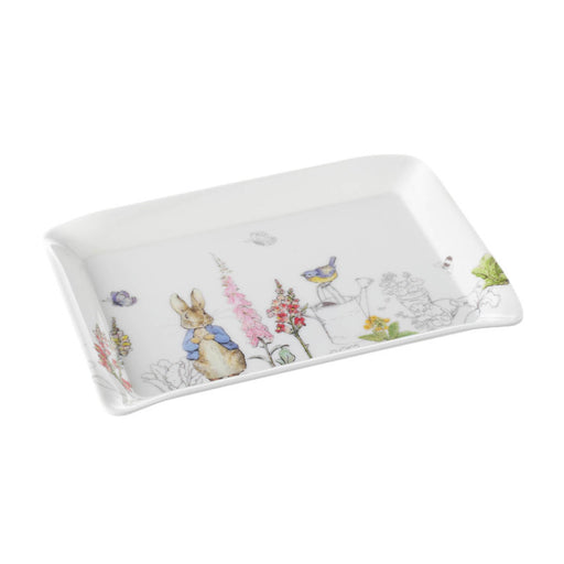 Peter Rabbit Classic Scatter Melamine Tray Peter
