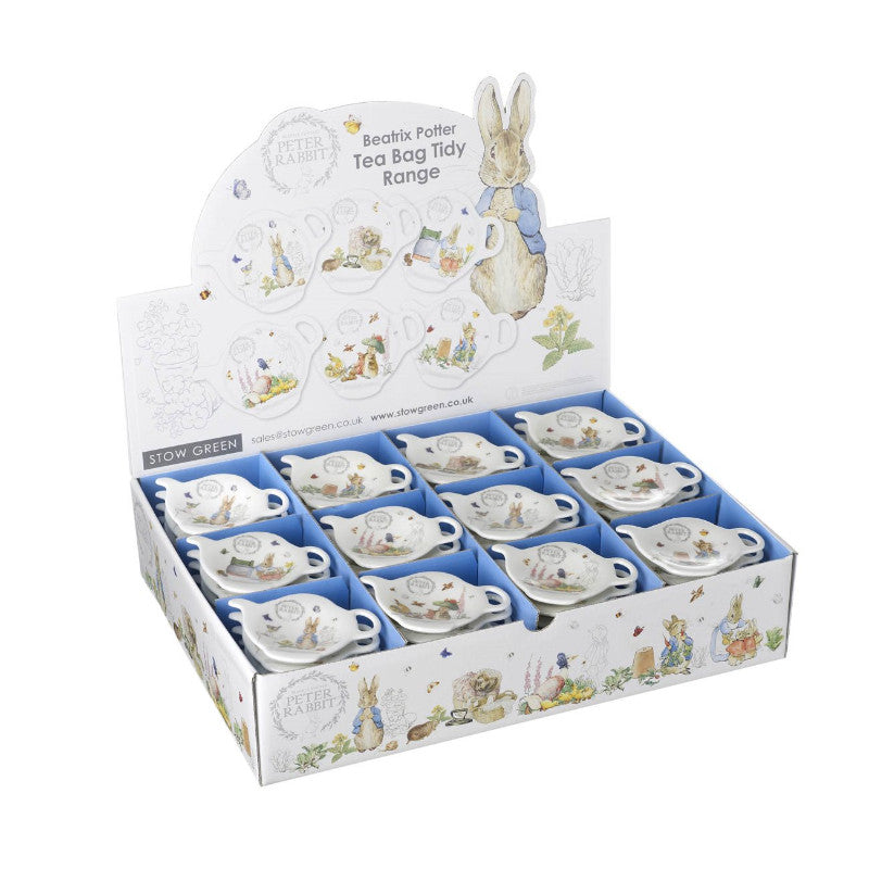 Peter Rabbit Classic Tea Bag Tidy