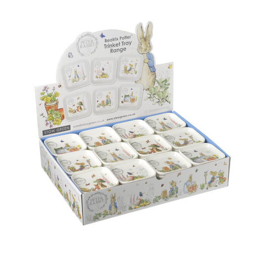 Peter Rabbit Classic Trinket Tray