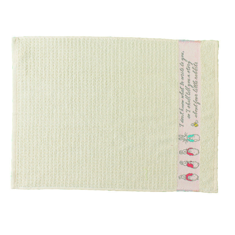 Peter Rabbit Classic Terry Towel - Story