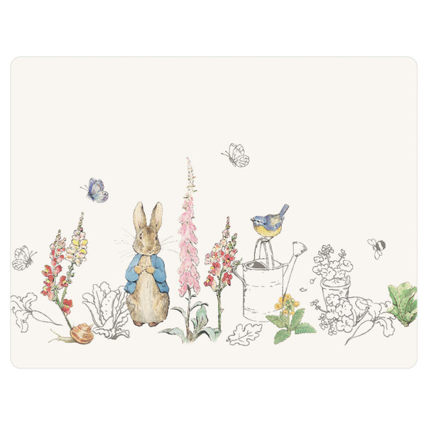 Peter Rabbit Classic Tablemats 6 Set