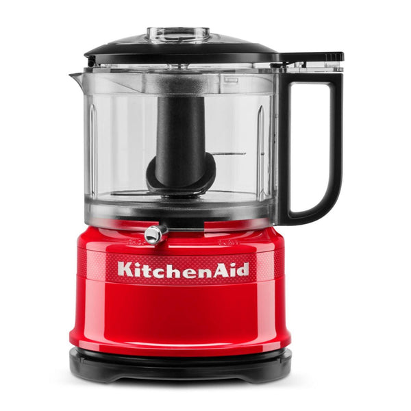 KitchenAid Queen of Hearts Mini Food Processor - Red