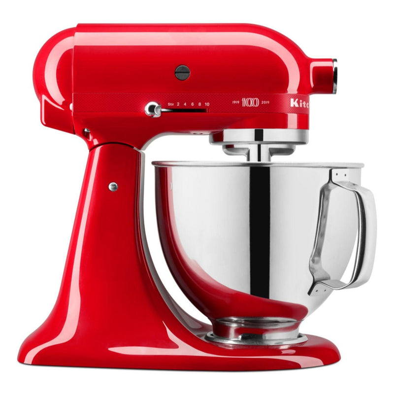 KitchenAid Queen of Hearts 4.8 Litre Stand Mixer - Red