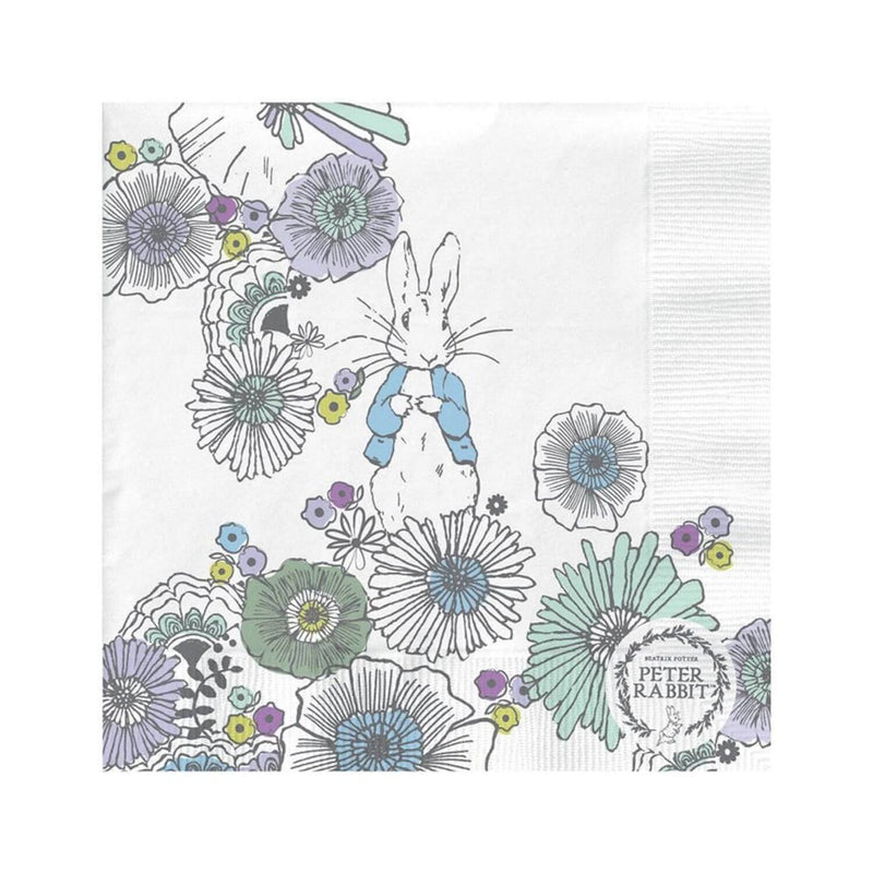 Peter Rabbit Contemporary 3 Ply Napkins