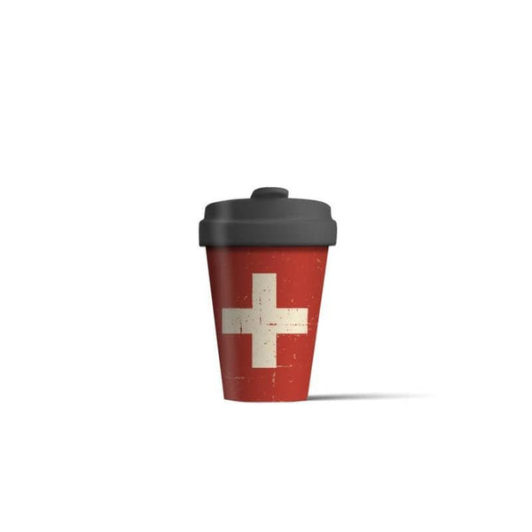 BambooCup 'Suisse' Travel Mug - 400ml