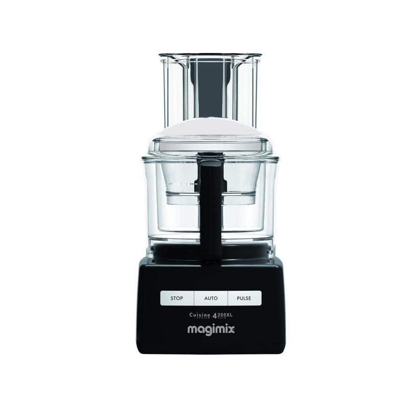 Magimix Cuisine Systeme 4200XL Food Processor - Black