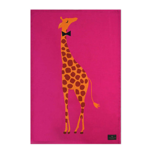 Sara Miller London Placement Tea Towel - Giraffe