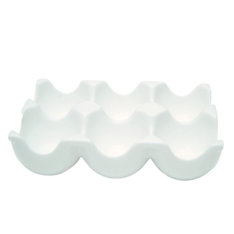 Maxwell & Williams White Basics Egg Holder - 6 Cup