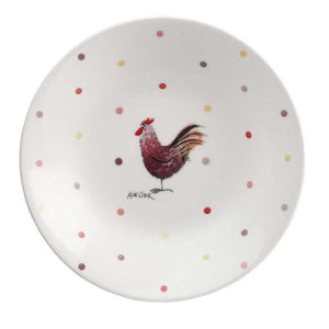Alex Clark Rooster 20cm Coupe Bowl