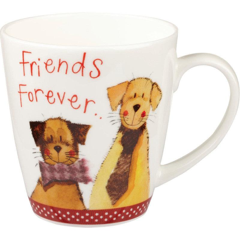 Alex Clark Sparkle Friends Forever 360ml Mug