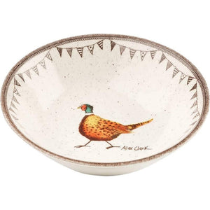 Alex Clark Wildlife 15.5cm Oatmeal Bowl