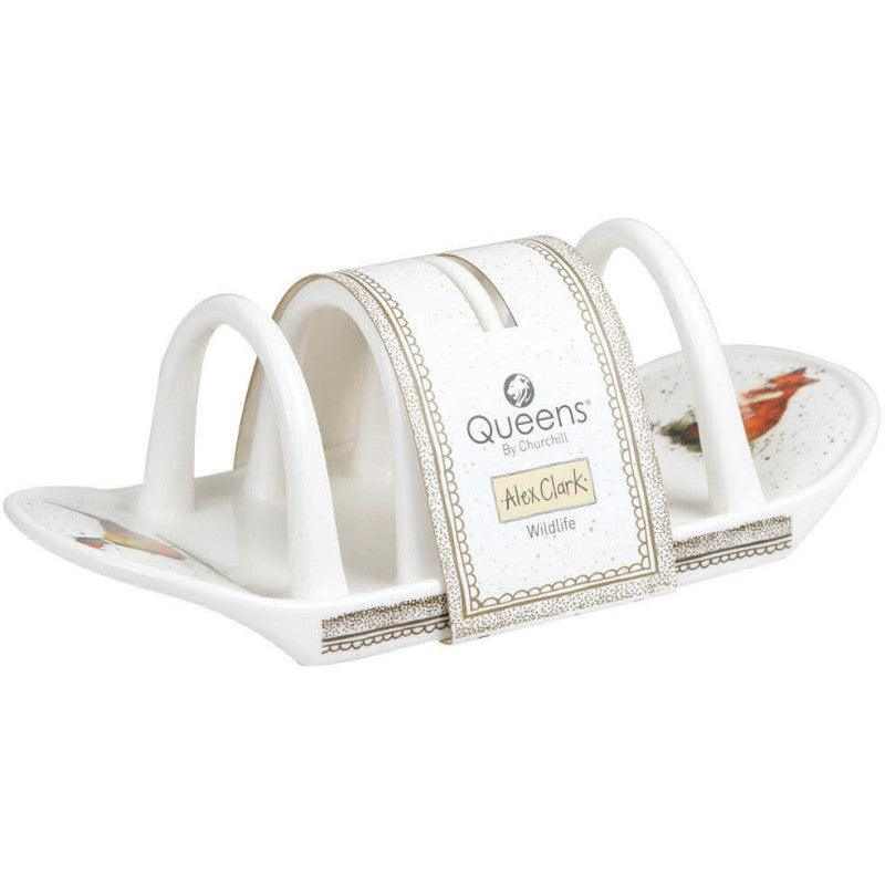 Alex Clark Wildlife Toast Rack