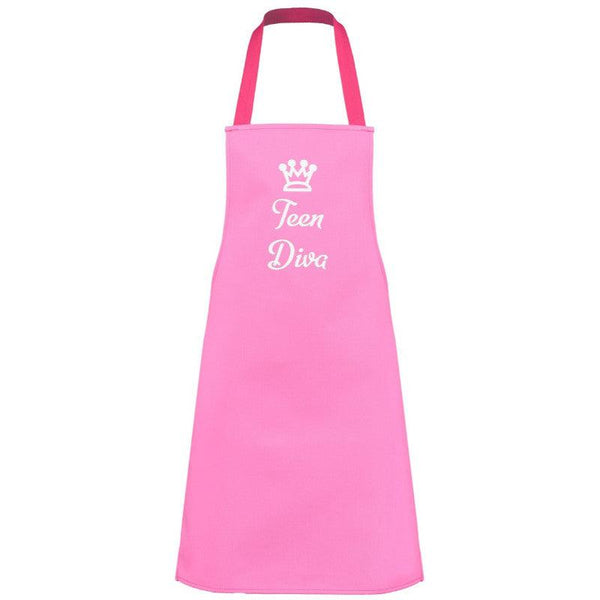 Artscape 'Teen Diva' Pink Cotton Children's Apron