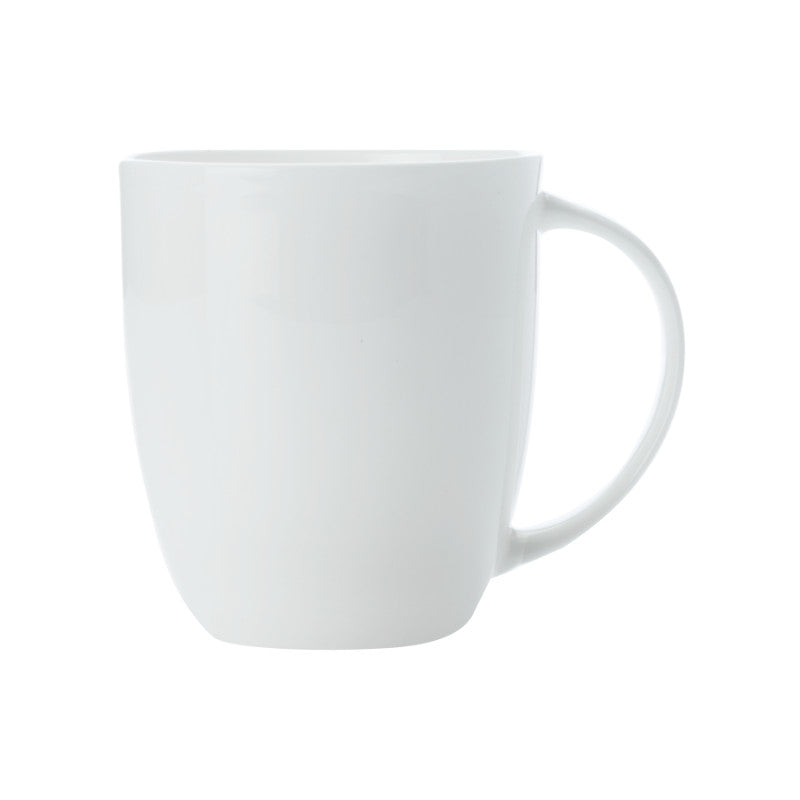Maxwell & Williams Cashmere White Coupe Mug - 420ml