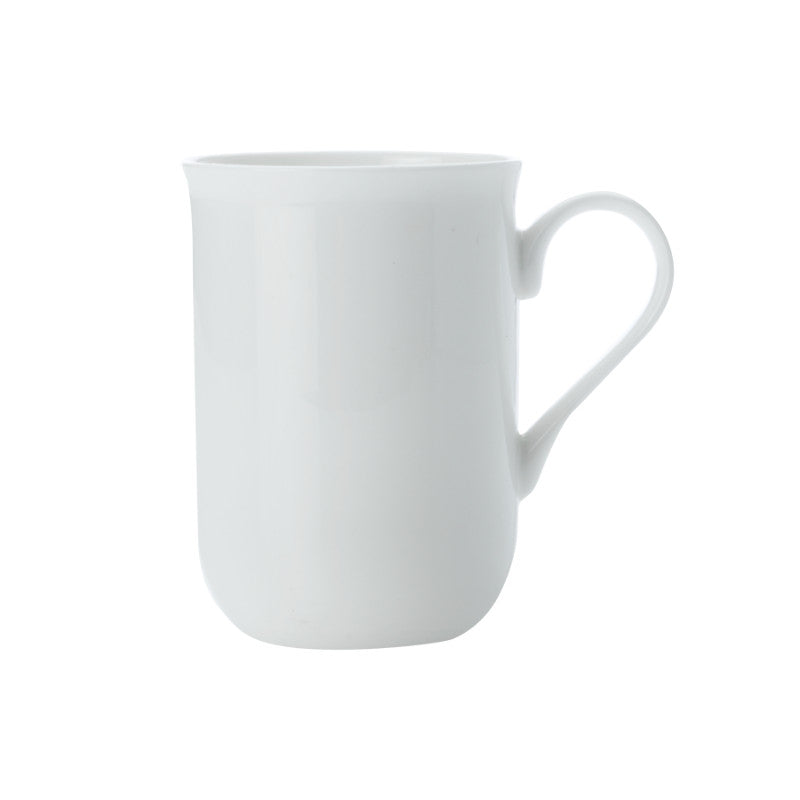 Maxwell & Williams Cashmere White Regent Mug - 340ml
