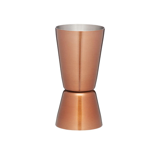 Barcraft Copper Dual Cocktail Jigger
