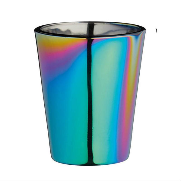 Barcraft Iridescent 50ml Shot Glasses - Set of 4