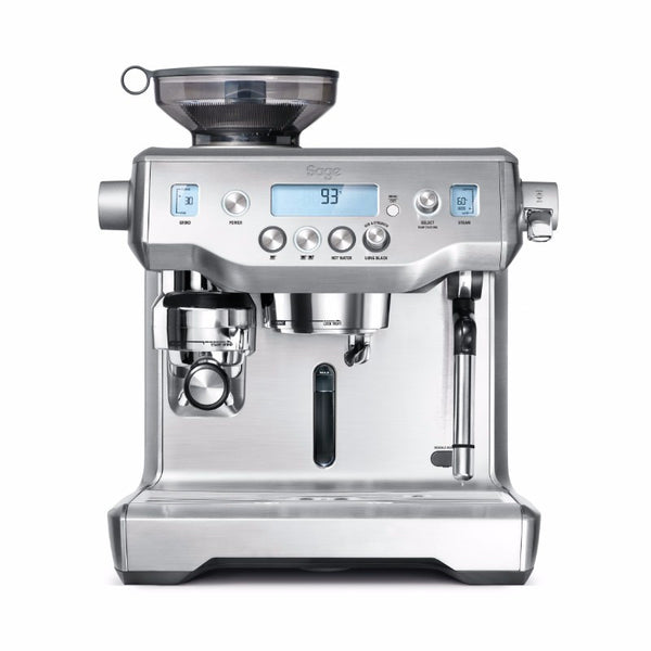 Sage Oracle BES980UK Bean-to-Cup Coffee Machine - Silver