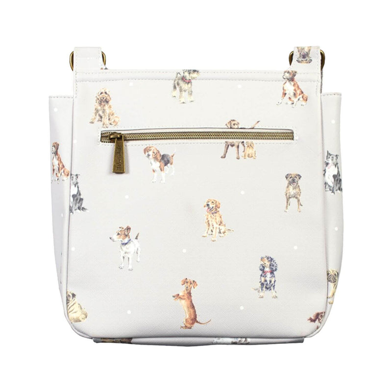 Wrendale Designs by Hannah Dale Satchel Bag - A Dogs Life