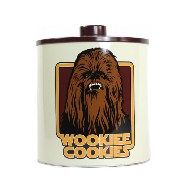 Star Wars Wookie Cookie Biscuit Tin