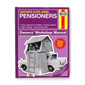 Haynes Explains - Pensioners Manual