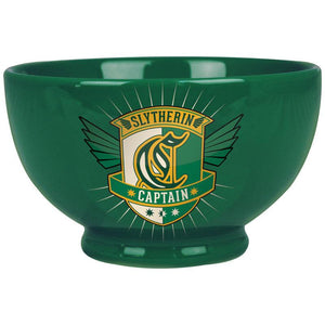 Harry Potter 14cm Slytherin Cereal / Soup Bowl