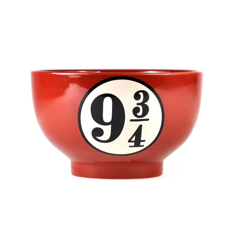 Harry Potter 14cm Platform 9 3/4 Cereal / Soup Bowl
