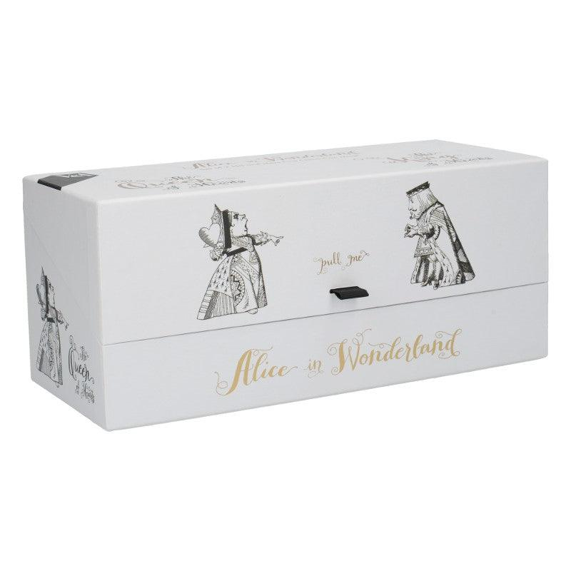 C000047 Victoria And Albert Alice in Wonderland His And Hers Mug Set - Gift Box