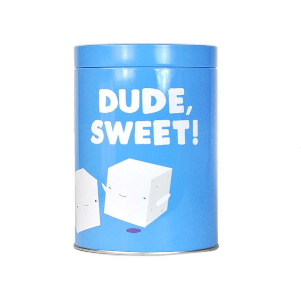 Jolly Awesome 'Dude, Sweet!' Sugar Canister
