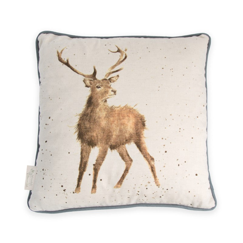 Wrendale Designs by Hannah Dale Cushion - Wild at Heart