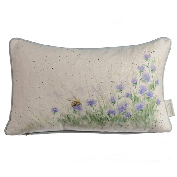 Wrendale Designs Cushion - Meadow Rabbit