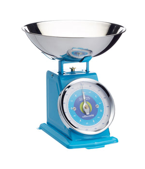 Colourworks 3kg Blue Mechanical Scales