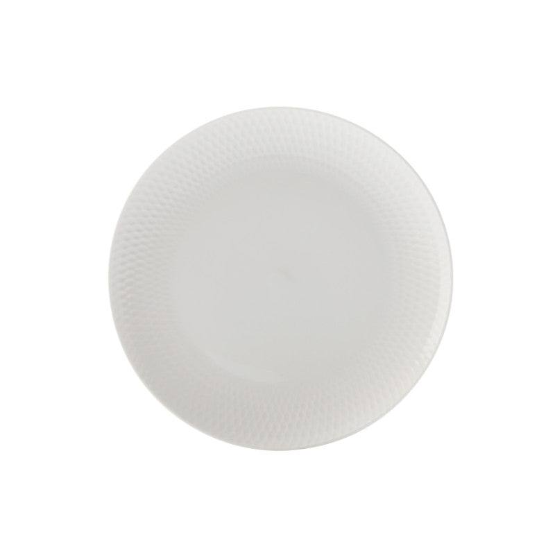 Maxwell & Williams White Basics Diamonds Side Plate - 18cm