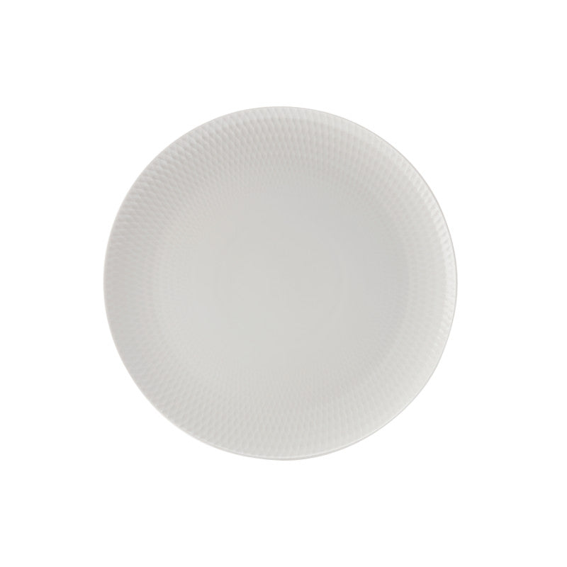 Maxwell & Williams White Basics Diamonds 30cm Charger Plate