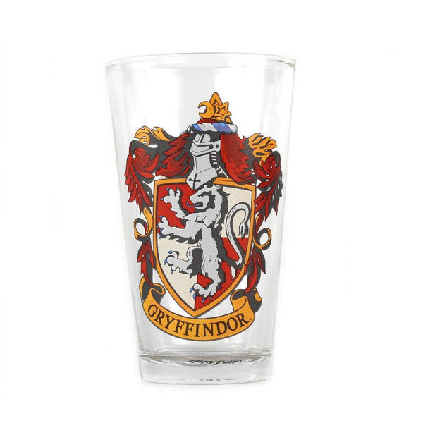 Harry Potter 450ml Glass - Gryffindor