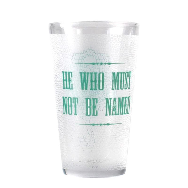 Harry Potter 450ml Glass - Voldemort