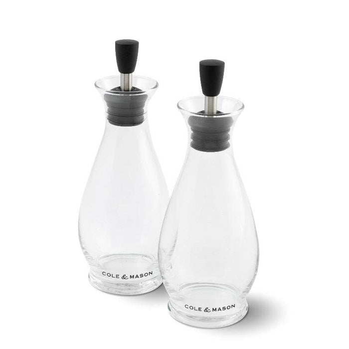 Cole & Mason Classic Oil & Vinegar Pourer Gift Set