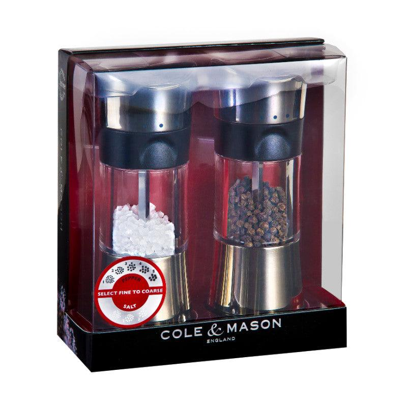 Cole & Mason Horsham Salt & Pepper Mill Set
